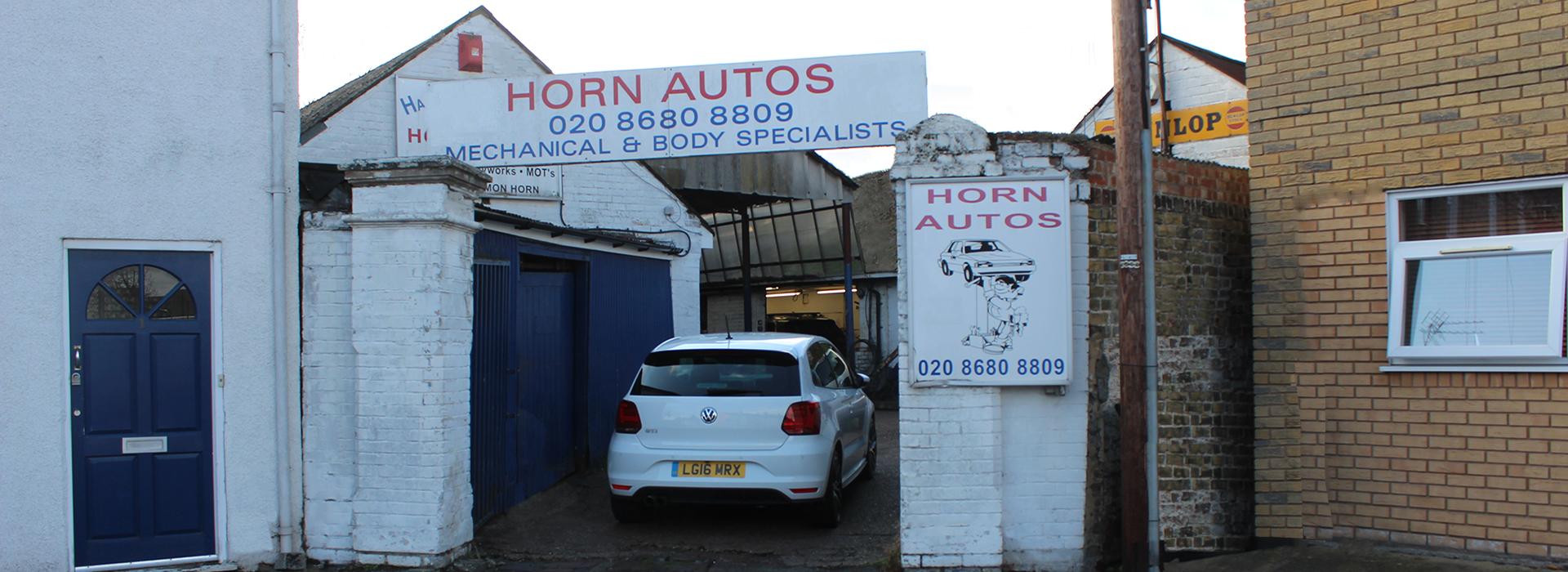 Horn Autos
